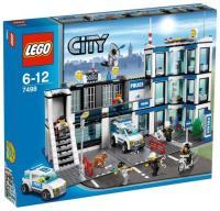 LEGO City 7498 Полицейский участок