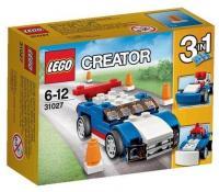 LEGO Creator 31027 Синий гоночный автомобиль