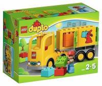 LEGO Duplo 10601 Жёлтый грузовик конструктор