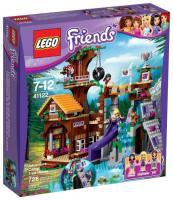 Фото LEGO Friends 41122 Спортивный лагерь: дом на дереве