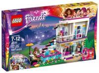 Фото LEGO Friends 41135 Поп-звезда: дом Ливи