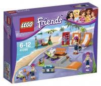 LEGO Friends 41099 Скейт-парк Хартлейк сити конструктор