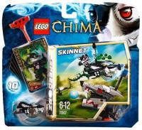 LEGO Legends of Chima 70107 Разгромная атака