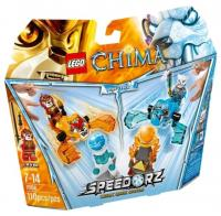 LEGO Legends of Chima 70156 Лед против Пламени