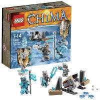 LEGO Legends of Chima 70232 Лагерь клана Саблезубых Тигров