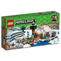 Фото LEGO Minecraft Иглу (21142)
