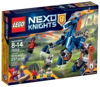 LEGO Nexo Knights 70312 Ланс и его механический конь