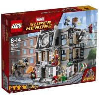Фото LEGO Решающий бой в святилище доктора Стрэнджа 1004 детали (76108)