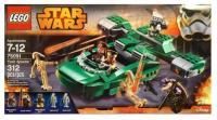 LEGO Star Wars 75091 Флеш-спидер конструктор