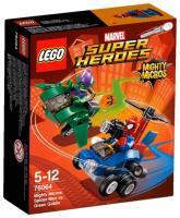 LEGO Super Heroes 76064 Человек-паук против Зелёного Гоблина