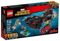 LEGO Super Heroes 76048 Похищение Капитана Америка