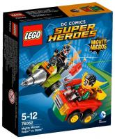 LEGO Super Heroes 76062 Робин против Бэйна