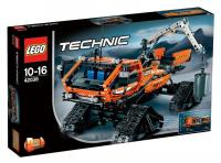 LEGO Technic 42038 Арктический грузовик
