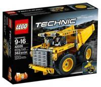 LEGO Technic 42035 Карьерный самосвал