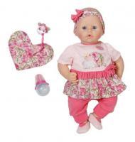 Zapf Creation Бэби Аннабель Кукла с мимикой нарядная 2014, 46 см, кор. (793510)
