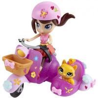 Hasbro Блайс на скутере серии LPS-Маленький зоомагазин (A8230)
