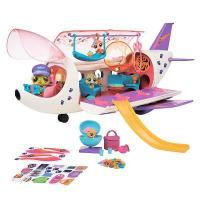 Hasbro Littlest Pet Shop Самолет для зверюшек (B1242)