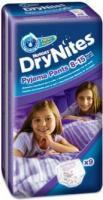 Huggies DryNites для девочек 8-15 лет 27-57 кг (9 шт.)
