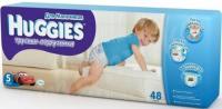 Huggies Трусики для мальчиков 5 (48 шт.)
