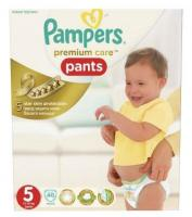 Pampers Premium Care Pants Junior 5 (40 шт.)