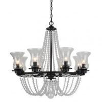 Arte Lamp A6586LM-8BK