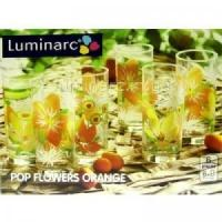 Luminarc Pop Flowers Orange D2278