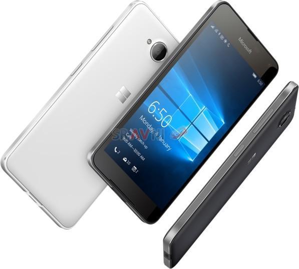 Microsoft Lumia 650 Белый и Черный