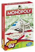 Hasbro Дорожная игра Монополия (B1002)