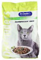 Dr.Clauder's Сухой корм Диетическое мясо 15 кг