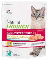 Trainer Natural Adult Sterilised White Meat 0,3 кг