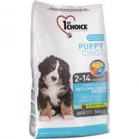 1st CHOICE Puppies Medium & Large Breeds 7 кг