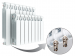 Цены на Rifar Rifar Monolit Ventil 350/ 4 секц. MVL