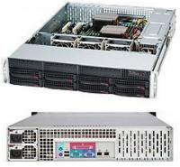 SuperMicro CSE-825TQ-600LPB