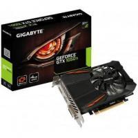 Фото Gigabyte GeForce GTX 1050 Ti D5 4Gb (GV-N105TD5-4GD)