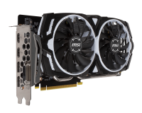Фото MSI GeForce GTX 1060 ARMOR 3G OCV1