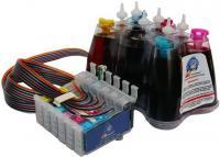 INKSYSTEM СНПЧ для Epson Stylus TX550W
