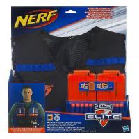 Hasbro Жилет агента Nerf со стрелами и обоймами (A0250)