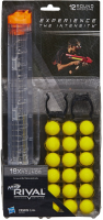 Hasbro Магазин Nerf Rival на 12 зарядов и 18 шариков (B1594)