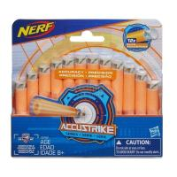 Hasbro Набор патронов для Nerf Accustrike 12 шт. (C0162)