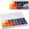 Фото Луч Краски акварельные Классика 24 цвета в пластиковой упаковке (19С1294-08)